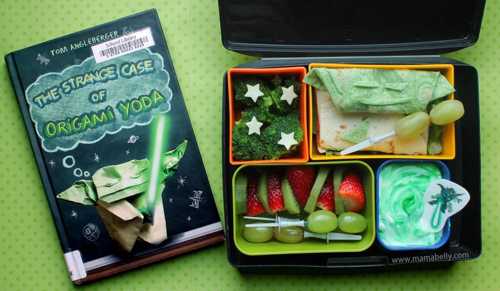 The Strange Case Of Origami Yoda Quiz