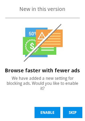 Opera Mini Ad Blocker