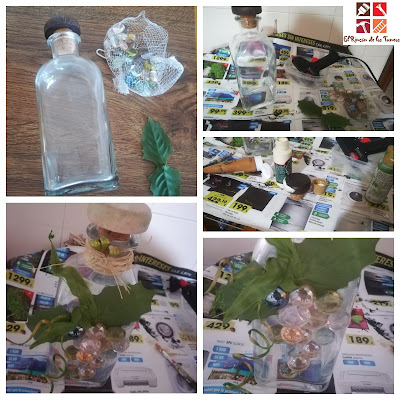 reciclar botellas de vidrio