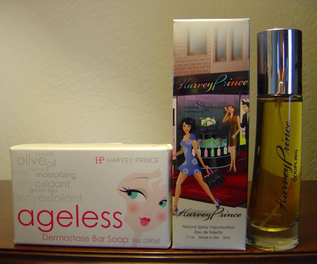 Harvey Prince Ageless soap and Coupling perfume.jpeg