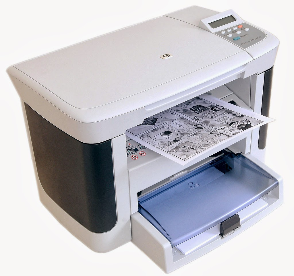 HP LaserJet M1120 MFP Drivers and Software Printer Download