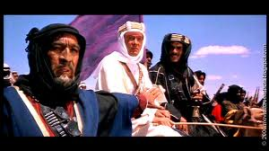 Lawrence of Arabia 1962 movieloversreviews.filminspector.com Peter O'Toole Anthony Quinn Omar Sharif