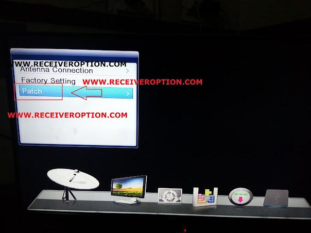 STAR SAT SR-2070HD HYPER HD RECEIVER BISS KEY OPTION