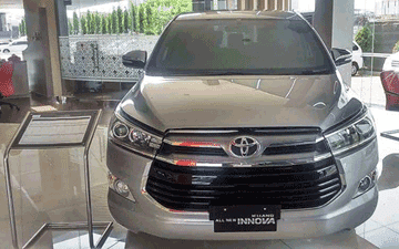 Simulasi Kredit Toyota Innova Promo 2018