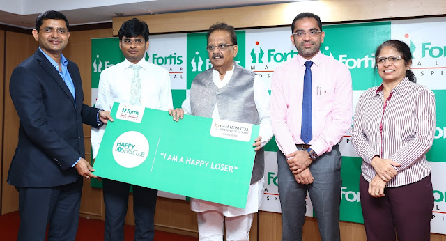 Fortis Malar Hospital launches Happy Losers Club