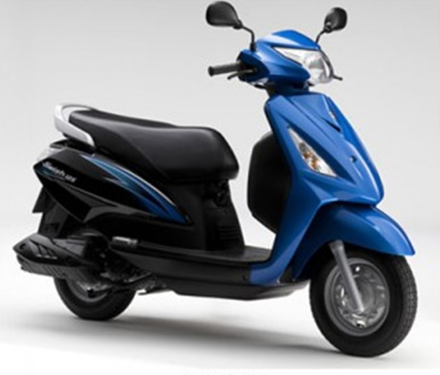 suzuki swish 125 is new scooter with modern design new motorcycle review. Black Bedroom Furniture Sets. Home Design Ideas