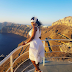 Daniella Okeke still having the time of her life in Greece (photos)