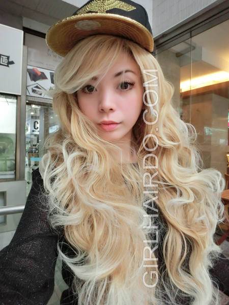 Full Lace Wigs Straight Short Bob Wig Human Hair Two Tone