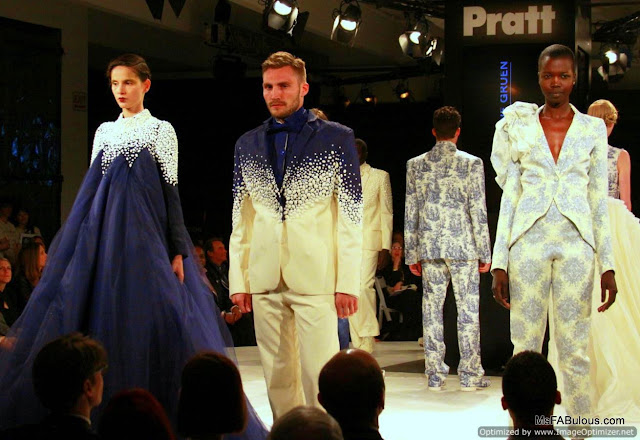 madeline gruen pratt fashion