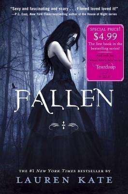 Fallen by Lauren Kate special US edition