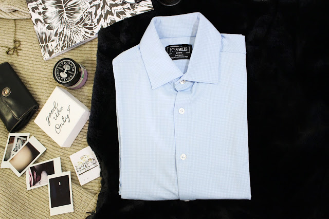 Great Gift Ideas For Men – John Miles Non-Iron Dress Shirt Review