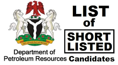 DPR Shortlisted Candidate Names 2017 | DPR Recruitment Successful Selection