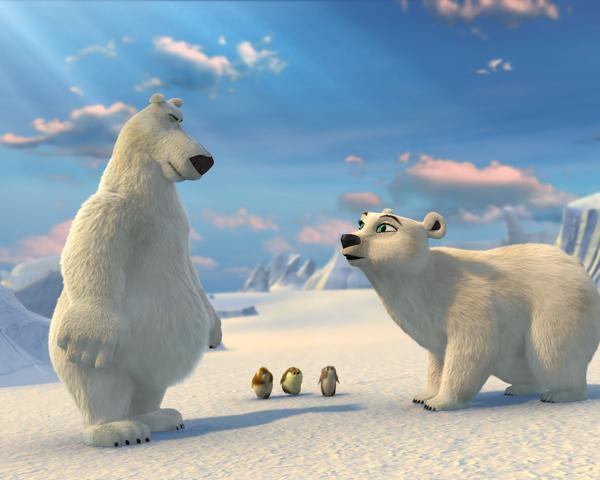 Đầu Gấu Bắc Cực