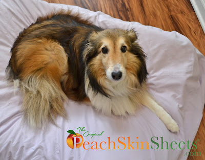 Enter the  PeachSkinSheets Flash Summertime Sheet Set Giveaway. Ends 6/14