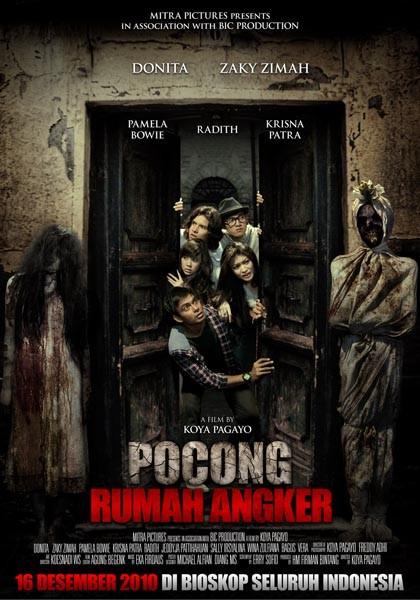 Pocong Rumah Angker (2010)