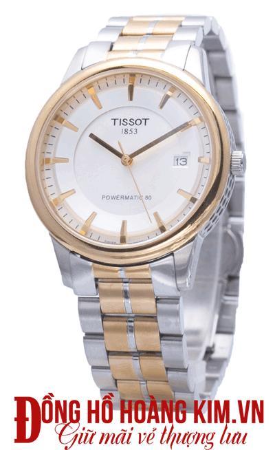 mua đồng hồ tissot nam dây sắt giảm giá