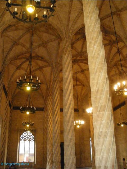 els millors monuments del gòtic civil