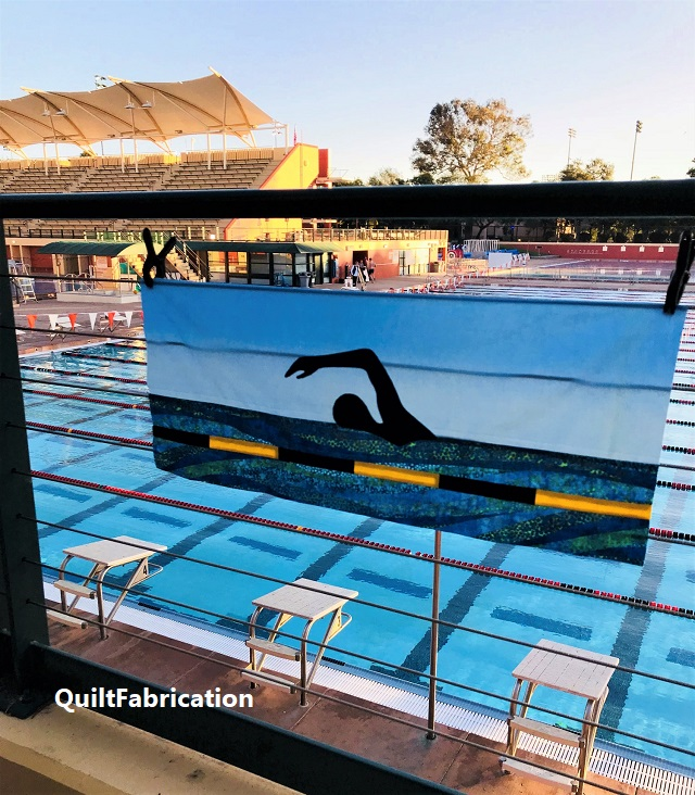 In the Swimming Pool, Stanford Masters, Stanford University