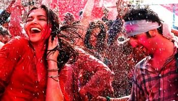 Happy Holi Actress Photos