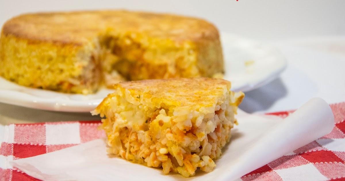 Tortino di riso alla napoletana senza glutine