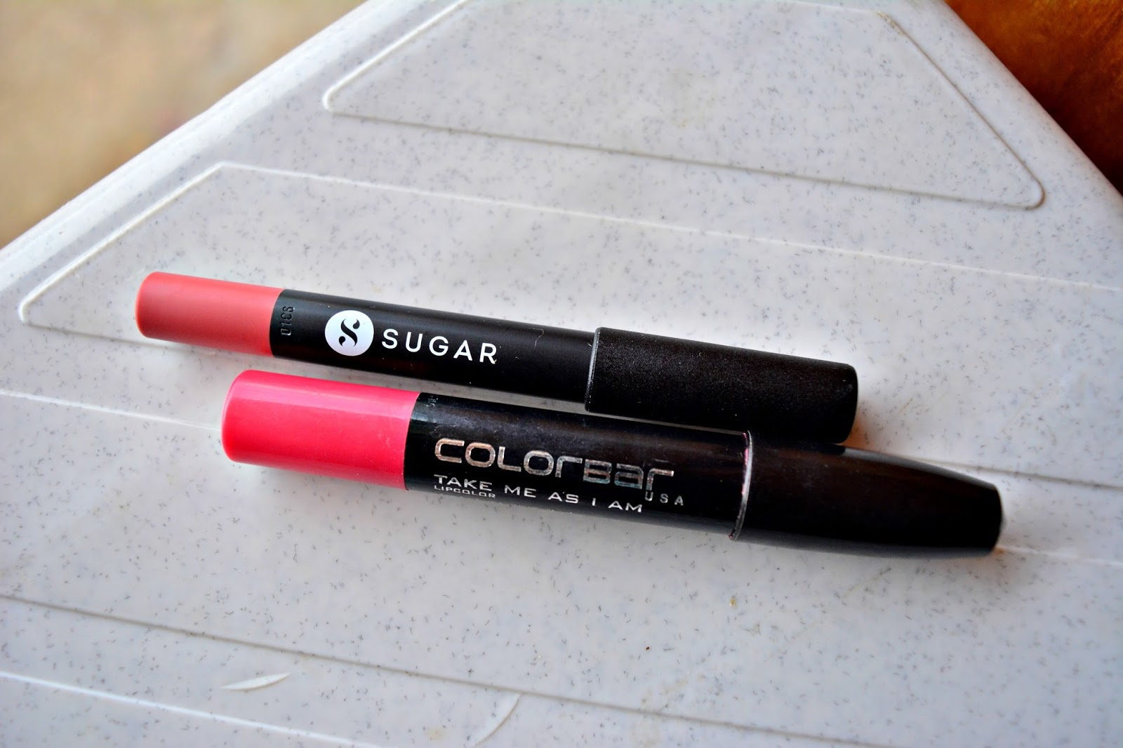 Sugar Matte As Hell Lip Crayon Holy Golightly Review, Swatch, FOTD
