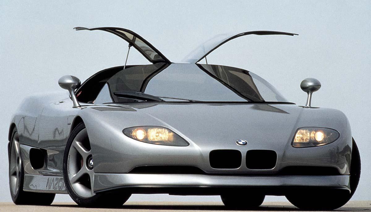 The Car World Bmw Nazca M12