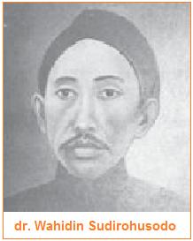 dr. Wahidin Sudirohusodo - Pendiri Budi Utomo