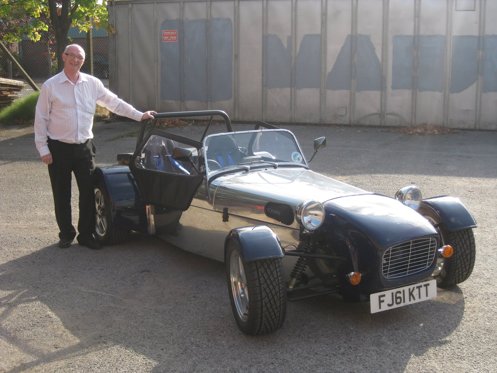 Great British Sports Cars Ltd: GBS PRODUCE SOME NEW PARTS