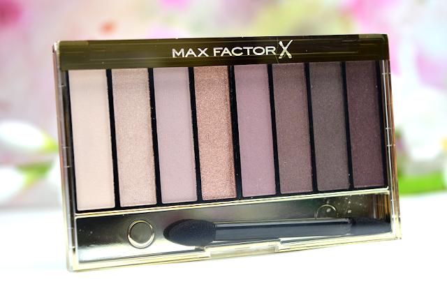 Max Factor Masterpiece Nude Palette 03 Rose Nudes | Geschlossen