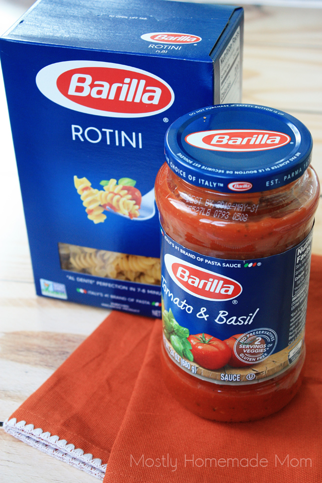 chicken cacciatore stew with barilla