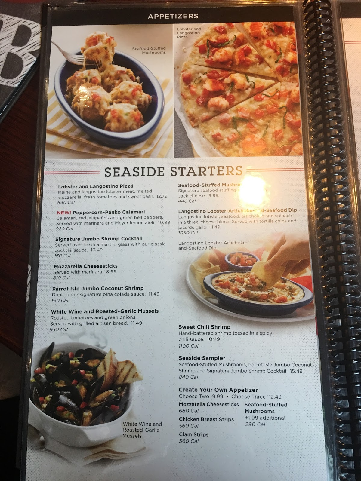 TASTE OF HAWAII: RED LOBSTER - LONG BEACH, CA
