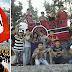 Neonazis mexicanos fueron golpeados brutalmente por neonazis alemanes