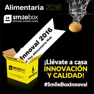 Los alimentos más innovadores de la Feria Alimentaria llegan a casa a través de Smilebox