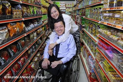 Lee Thiam Wah speedmart