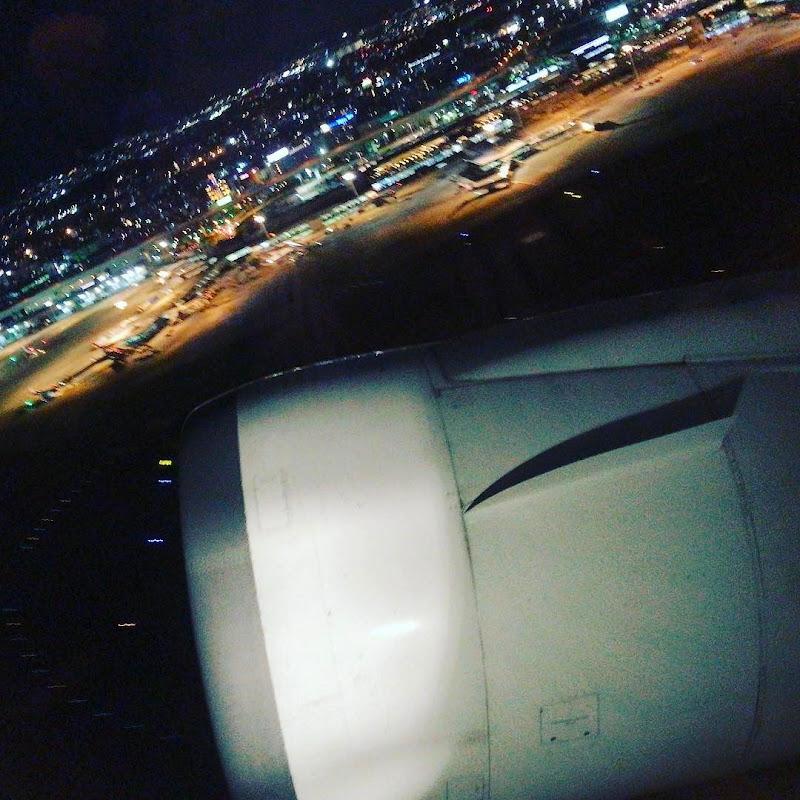 33レグ / 2016-11: JAL134(JL134) / 大阪・伊丹=東京・羽田 【2016年の搭乗メモ】