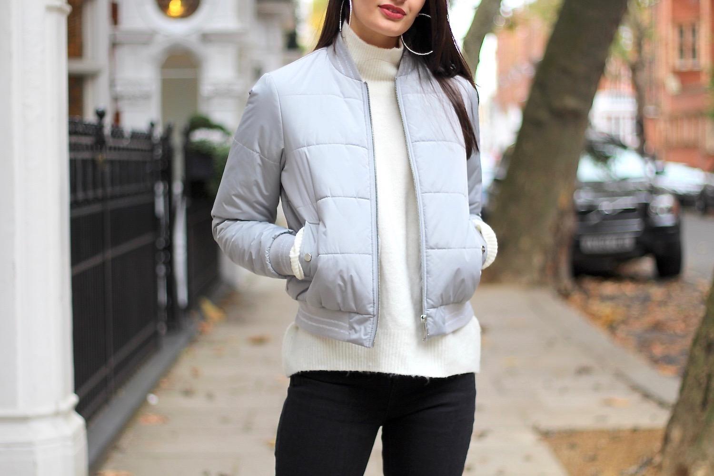 lipsy puffer jacket peexo autumn style