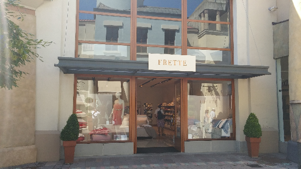 Frette outlet outlet spacci for Frette milano