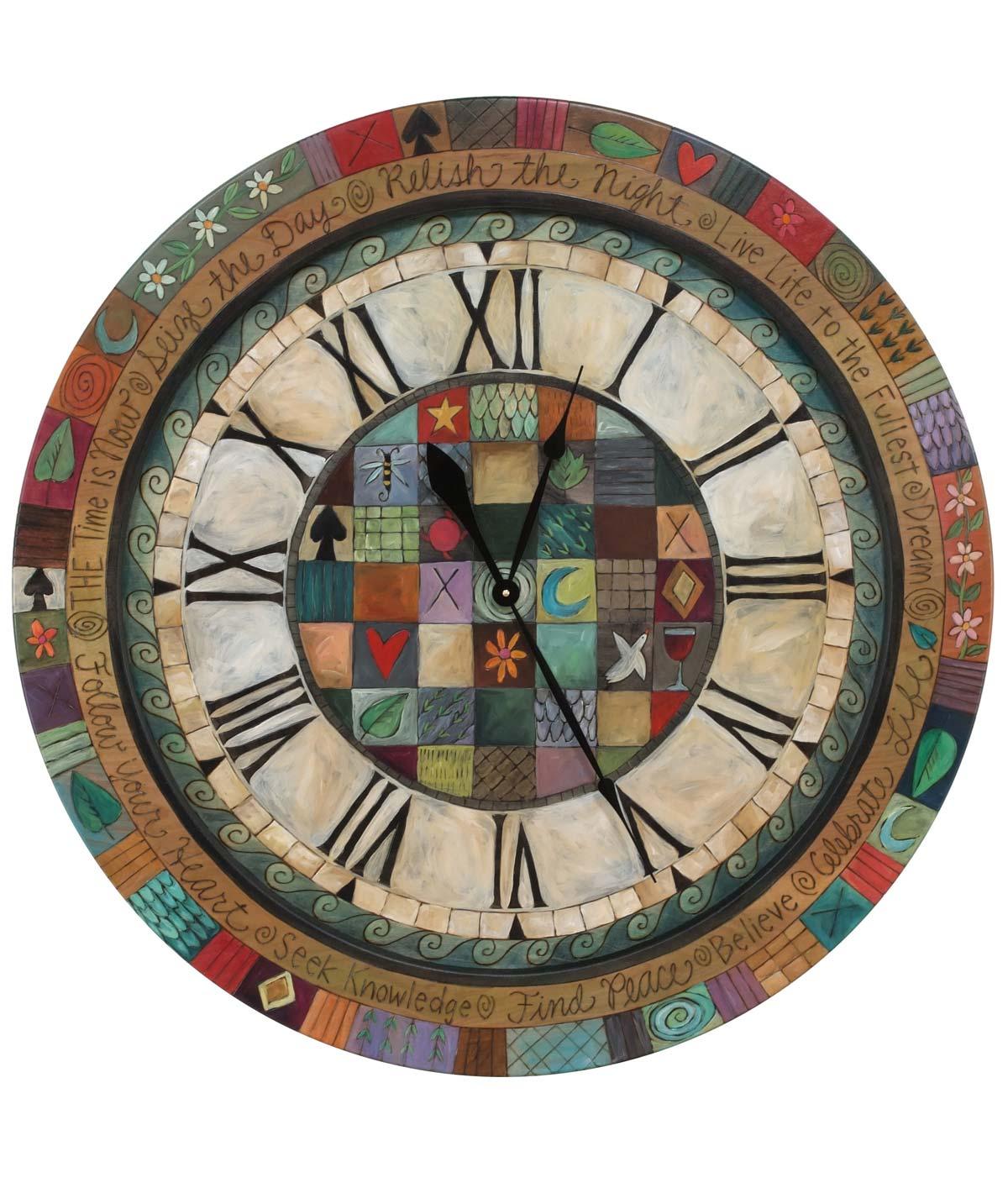 10 Unique Wall Clocks - InfoBarrel