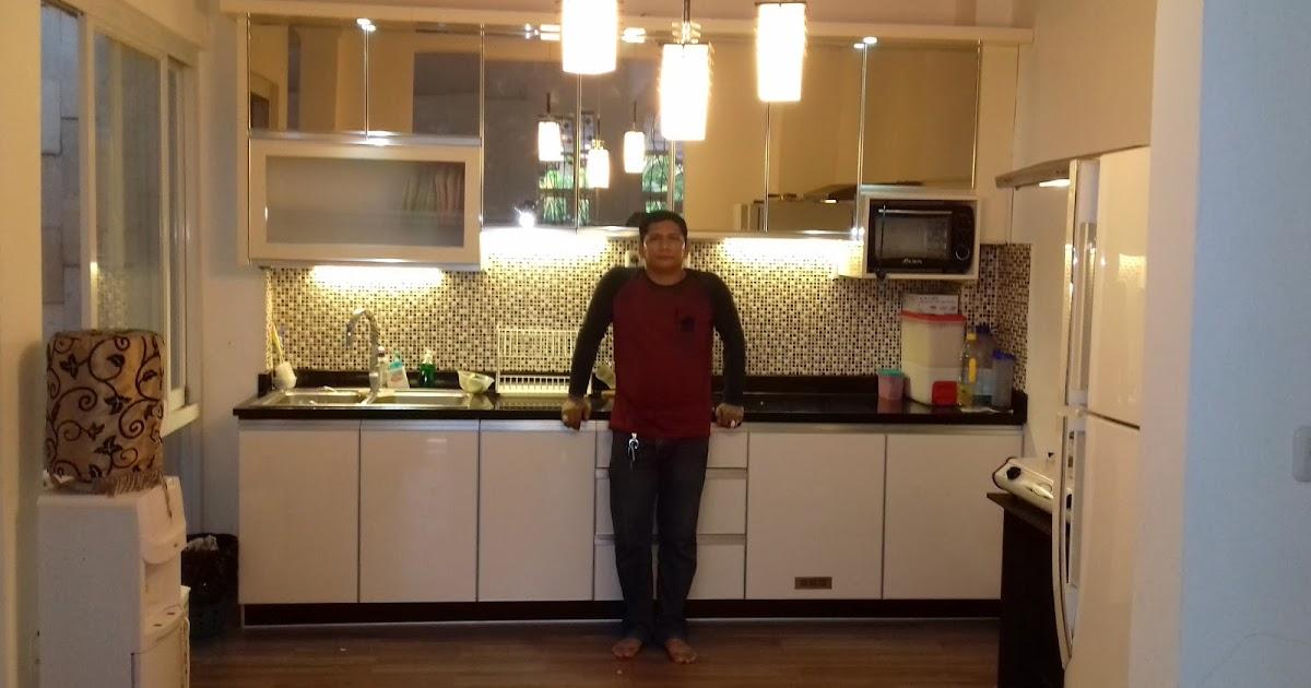 Kitchen  Set  Minimalis  Dapur Rumah Idaman Modern dan Mewah