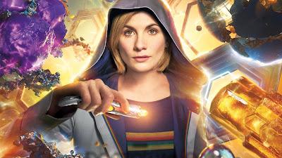 Com exibição exclusiva no Brasil pelo Crackle, a décima primeira temporada traz a atriz Jodie Whittaker no papel do novo Senhor do Tempo - Divulgação