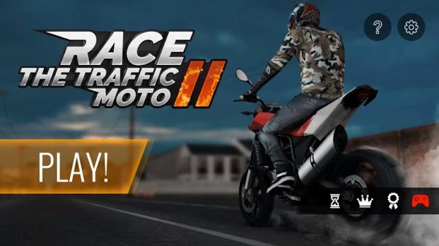 Download Moto Traffic Race 2 Mod APK Game