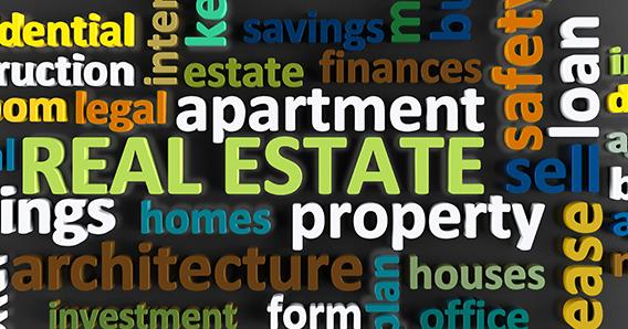 real estate verbiage