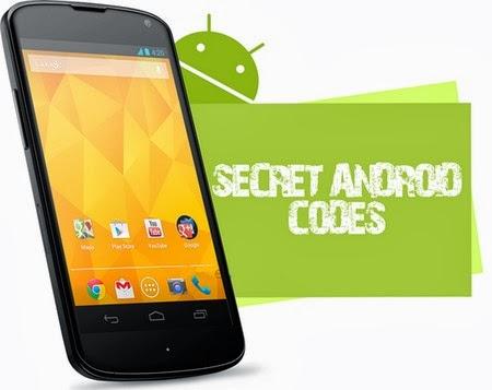 Tổng hợp mã bí mật của Android