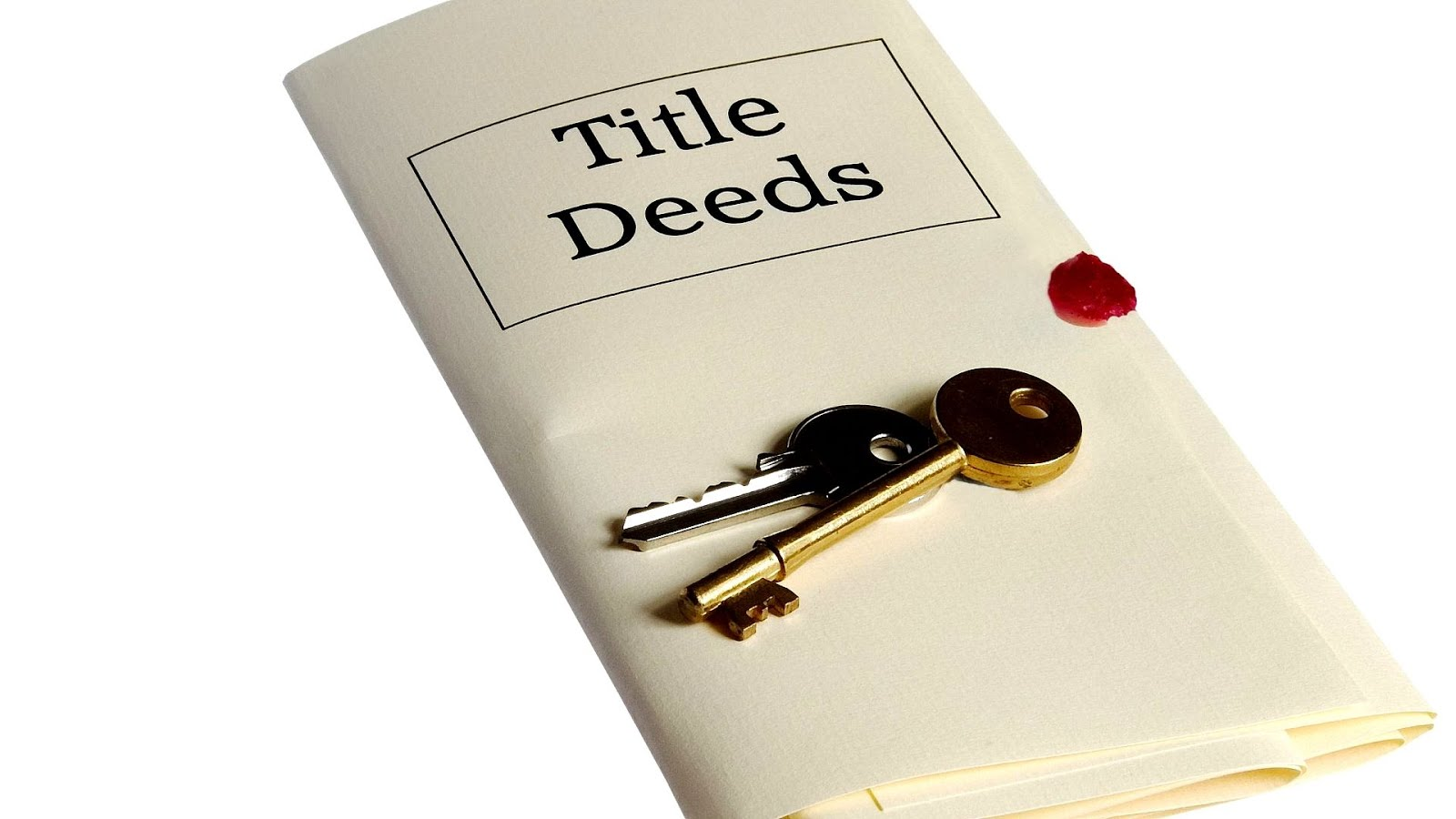 Who Holds Title Deeds - Title Choices