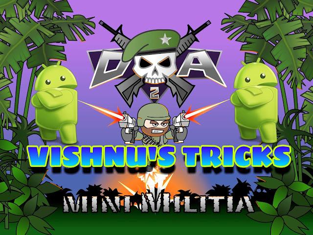Mini Militia V3 0 47 Modded Apk 31 1 2017 Tech Games