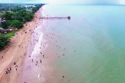 Tiga Destinasi Wisata Pantai Terbaik di Kalimantan Selatan