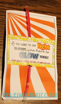 Crafty Ideas for Teacher Appreciation by Tracy King