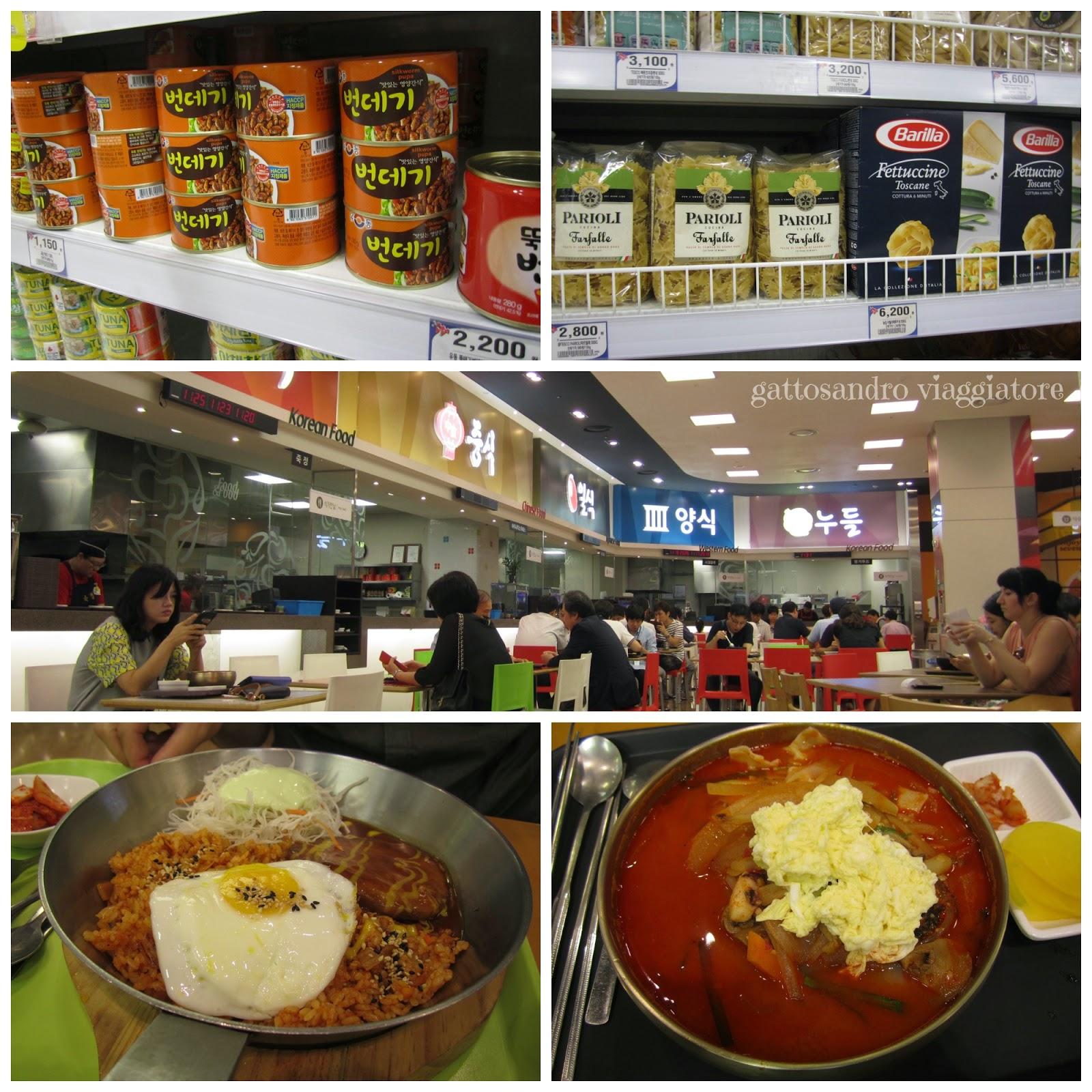 Seoul Market