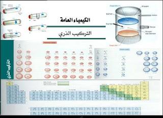 التركيب الذري pdf