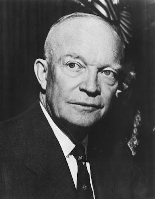 Ex presidente de EE.UU. Dwight Eisenhower